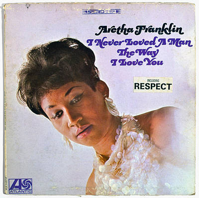Photograph - Aretha Franklin Album, 1967 by Granger
