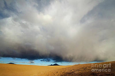Photograph - Argentina Skyscape by Bob Christopher