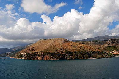 Photograph - Argostoli Greece by Robert Moss