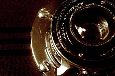 Photograph - Argus Precise Lens by Brian Pflanz