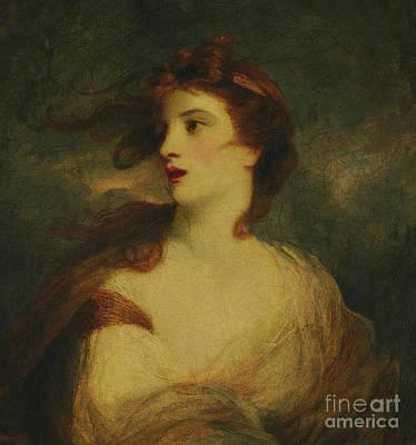 Painting - Ariadne By Joshua Reynolds by Joshua Reynolds