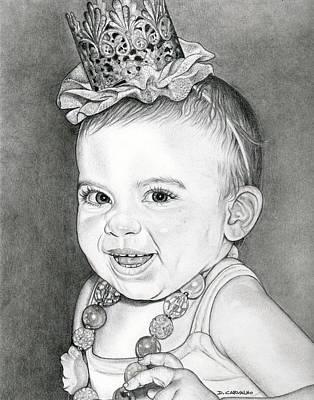 Arianna Art Print