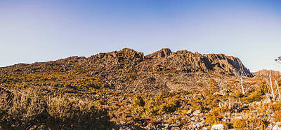 Rural Photograph - Arid Australian Panoramic by Jorgo Photography - Wall Art Gallery