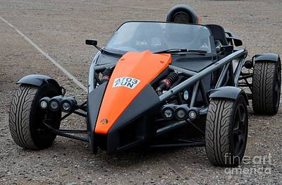 Photograph - Ariel Motors Atom 3 Vehicle High Performance Sports Car by Imran Ahmed