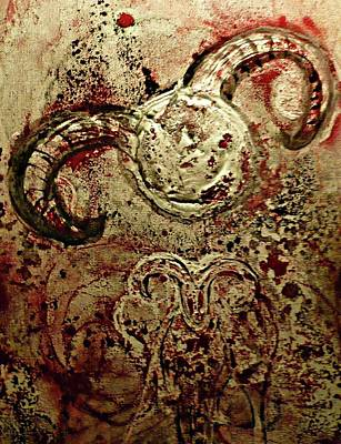 Painting - Aries by 'REA' Gallery
