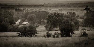 Photograph - Arikaree Farmstead by Jeff Phillippi