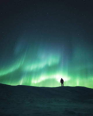 Northern Wall Art - Photograph - Arise by Tor-Ivar Naess