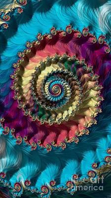 Digital Art - Arizona 2 by Elizabeth McTaggart