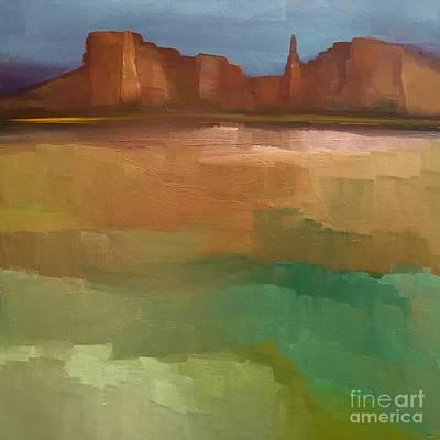 Arizona Calm Art Print