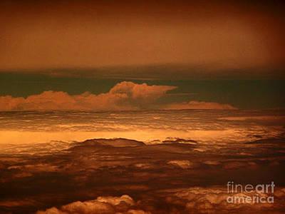 Photograph - Arizona Cloudscape I by Angela L Walker