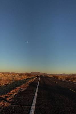 Photograph - Arizona Desert Road by Tatiana Travelways