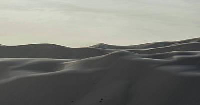 Photograph - Arizona Desert Sand Dunes by William Kimble