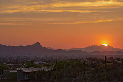 Photograph - Arizona Has Sunsets by Dan McManus