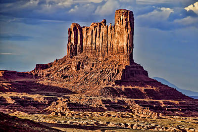 Arizona - Monument Valley Art Print by Jon Berghoff