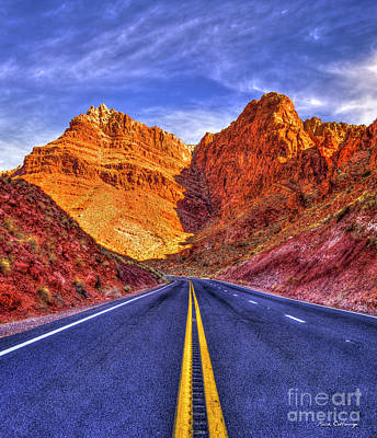 Photograph - Arizona Red Rocks Too The Grand Canyon Collection Arizona Art by Reid Callaway