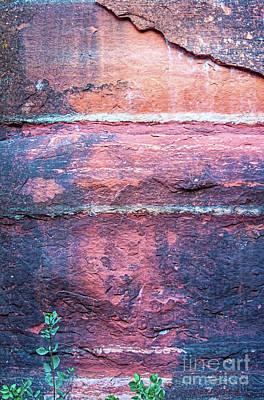 Photograph - Arizona Rockwall by Todd Breitling