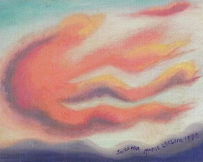 Arizona Sky Art Print