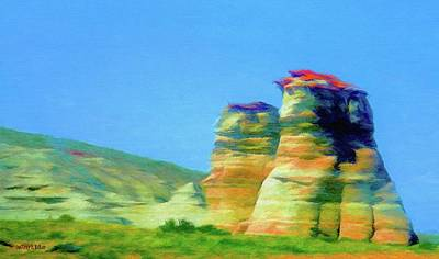 Painting - Arizona Spring by Jeffrey Kolker