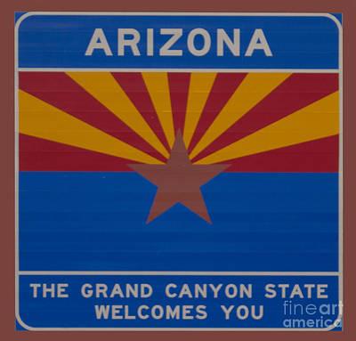 Photograph - Arizona by Steven Parker