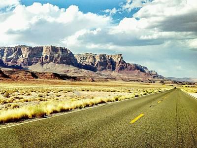 Pop Art - Arizona Summer Road Trip by Anastasia Edwards
