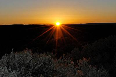 Photograph - Arizona Sunset by Matt Harang