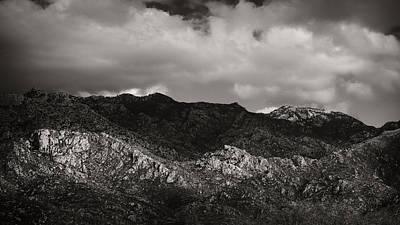 Arizona Textures Print by Joseph Smith