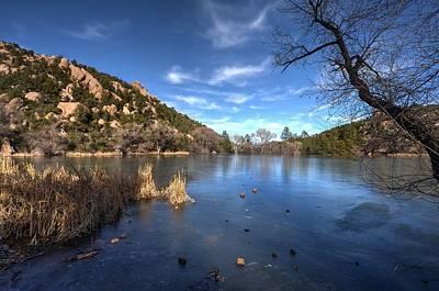 Prescott Photograph - Arizona Winter Beauty by Thomas Todd