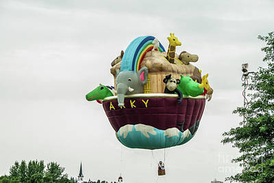 Photograph - Ark Balloon by Alana Ranney