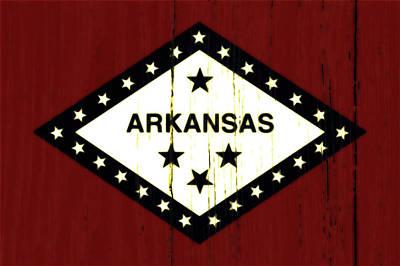 Arkansas 1w Art Print by Brian Reaves