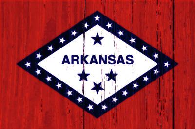 Arkansas 2w Art Print by Brian Reaves
