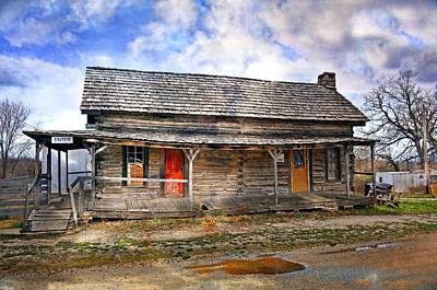 Photograph - Arkansas Vintage 2 by Marty Koch