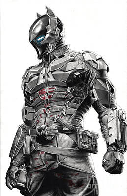 Arkham Knight Original by James Holko