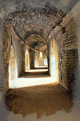 Photograph - Arles Coliseum by Hugh Smith