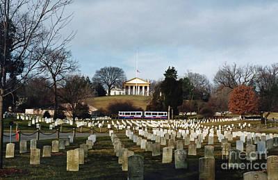 Photograph - Arlington by D Hackett