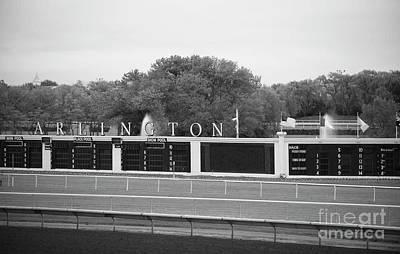 Photograph - Arlington Million Site by David Bearden