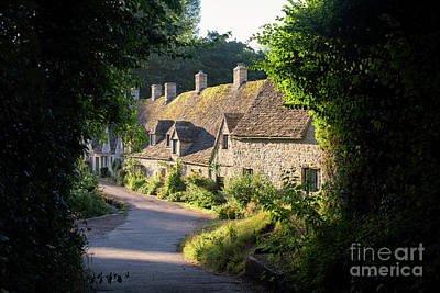 Photograph - Arlington Row In Spring by Tim Gainey