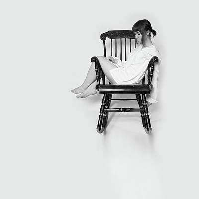 Photograph - Armchair #5562 by Andrey Godyaykin