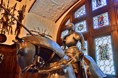 Armor And Weapons, Old Castle. Original by Andy Za