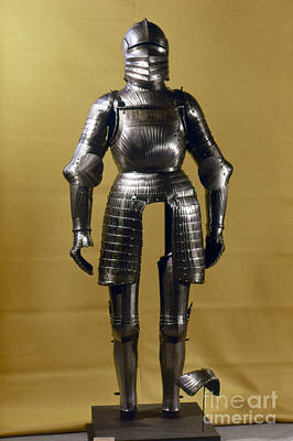 Painting - Armor, C1515 by Granger