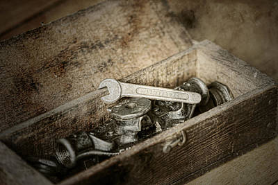 Photograph - Armstrong Wrench by Sharon Popek
