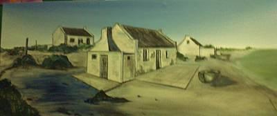 Arniston Painting - Arniston by Tony Van der Watt