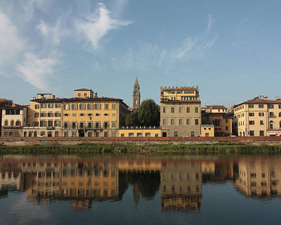 Photograph - Arno Reflections by Bruce