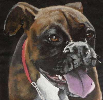 Painting - Arnold by Carol Russell