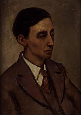 Raymond Painting - Arnold Mason by Raymond McIntyre