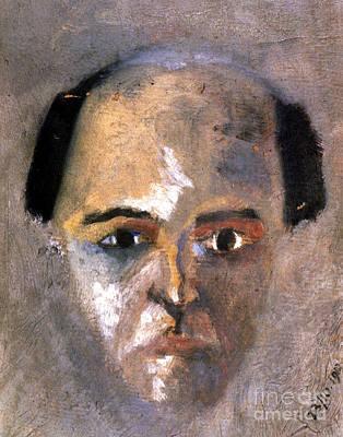 Arnold Schoenberg Print by Granger