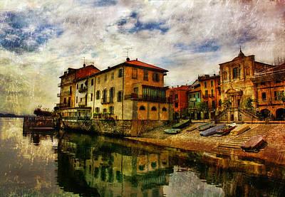 Arona Italy 2 Art Print