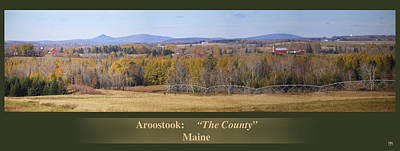 Photograph - Aroostook by John Meader