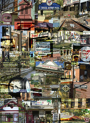 Around Loveland Art Print by Robert Glover