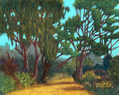Pastel - Around The Bend 02 by Michael Heikkinen