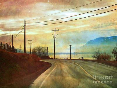 Photograph - Around The Bend by Tara Turner